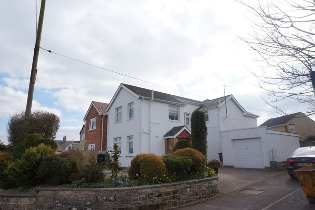Thumbnail Detached house to rent in The Street, Lydiard Millicent, Swindon