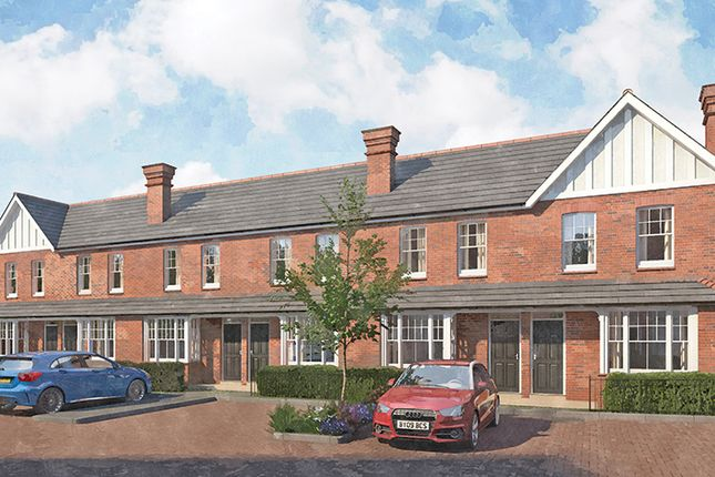 "Thumbnail Property for sale in ""The Villas"" at Portland Gardens, Marlow"