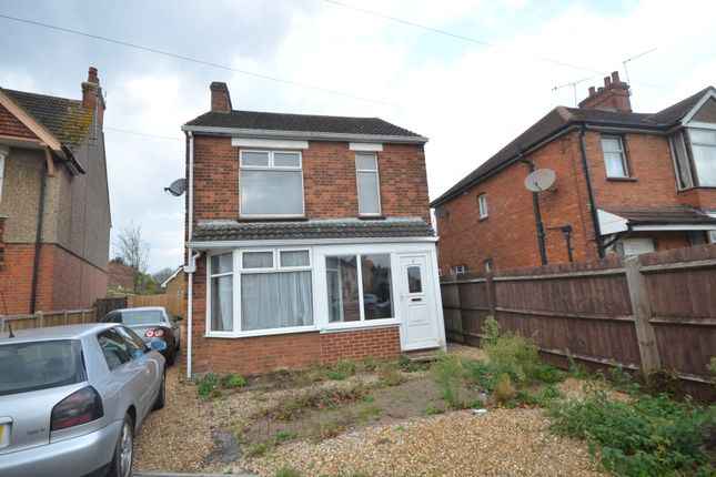 Thumbnail Detached house to rent in North Gate, Central Bletchley