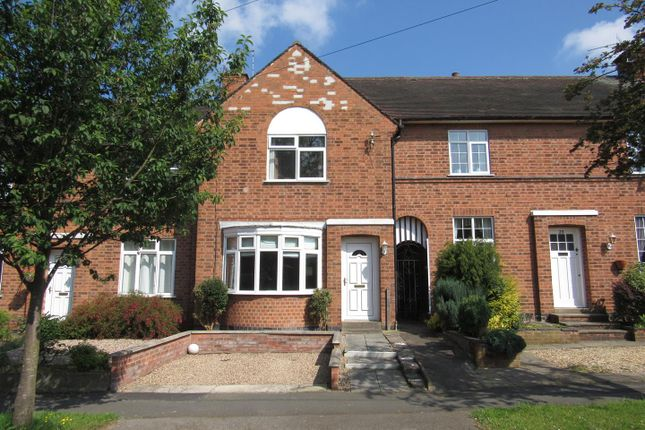Thumbnail Town house for sale in Alexander Avenue, Enderby, Leicester