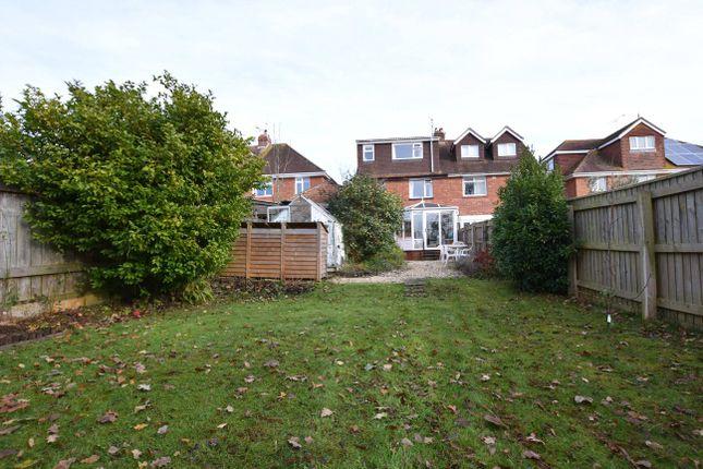 Rear Garden of Rivermead Road, St. Leonards, Exeter EX2