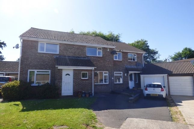 Thumbnail Terraced house for sale in Mena Park Close, Paignton