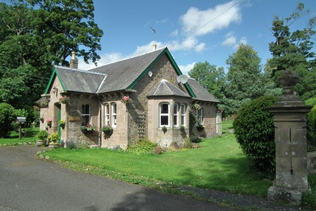 Thumbnail Detached bungalow for sale in Swinton House, Duns