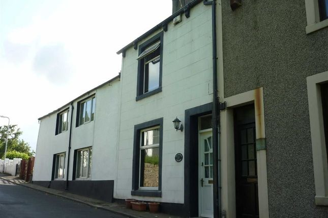 Thumbnail Terraced house to rent in Camerton, Workington