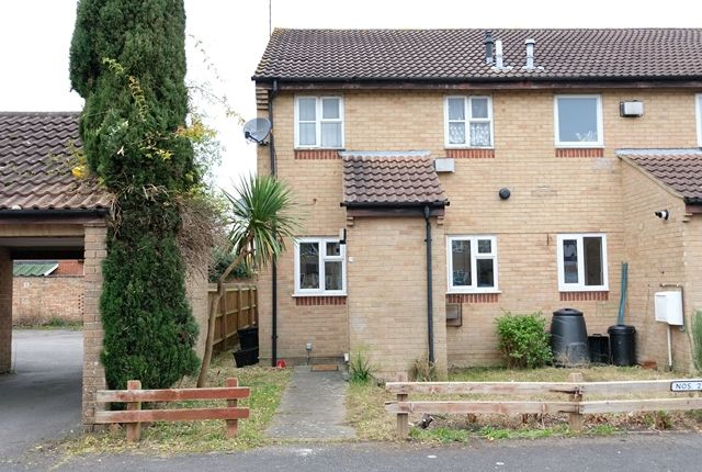 1 Bed Maisonette To Rent In Rosewood Gardens, Marchwood, Southampton