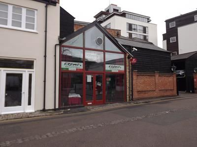 Thumbnail Restaurant/cafe to let in 20 Castle Lane, Bedford