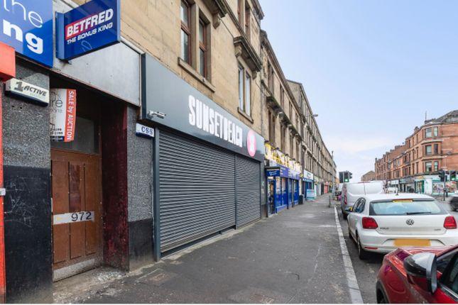Thumbnail Flat for sale in Shettleston Road, Shettleston