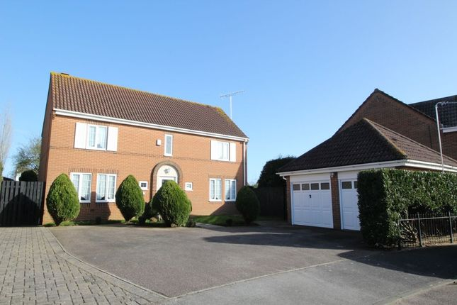 Thumbnail Detached house for sale in Toddington Park, Wick, Littlehampton