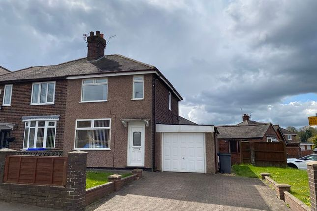 2 bed semi-detached house to rent in Broadway Place, Meir, Stoke-On-Trent ST3