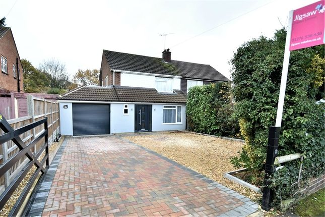 Thumbnail Semi-detached house for sale in Middlemoor Road, Frimley, Camberley, Surrey