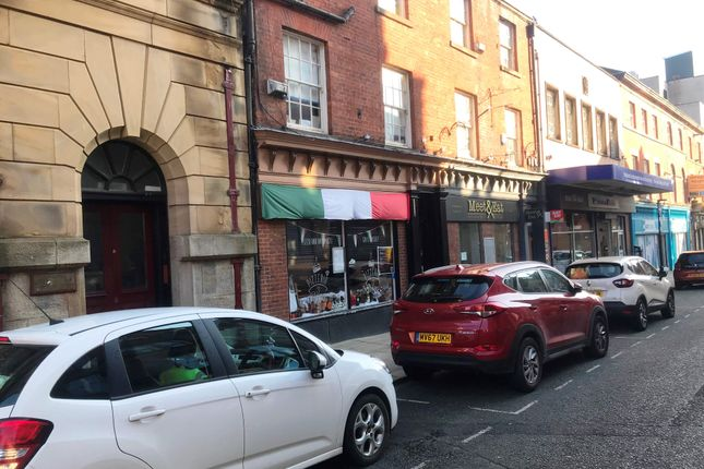 Thumbnail Retail premises for sale in Broad Street, Bury