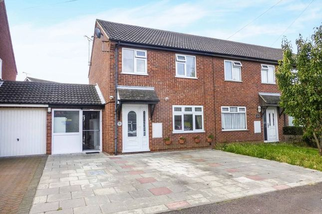 Thumbnail Terraced house for sale in Clarendon Drive, Martham, Great Yarmouth