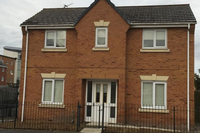 Thumbnail Detached house to rent in Addenbrooke Drive, Speke, Liverpool