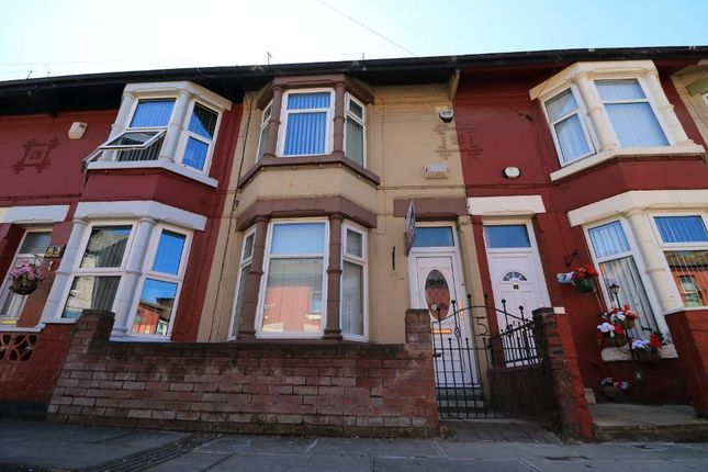 Thumbnail Terraced house to rent in Lily Road, Seaforth, Liverpool