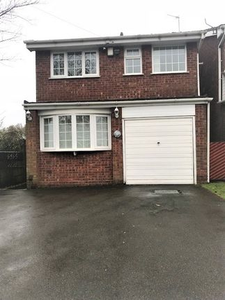 Thumbnail Detached house for sale in Harden Road, Leamore, Walsall