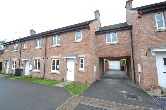 Thumbnail Terraced house for sale in Gault Close, Norton, Malton