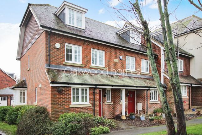 Thumbnail Terraced house for sale in College Gardens, Westgate-On-Sea