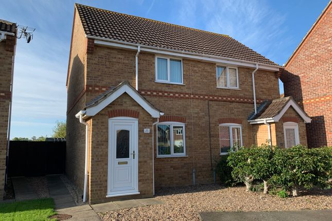 2 bed semi-detached house to rent in Bell Court, Wyberton, Boston PE21