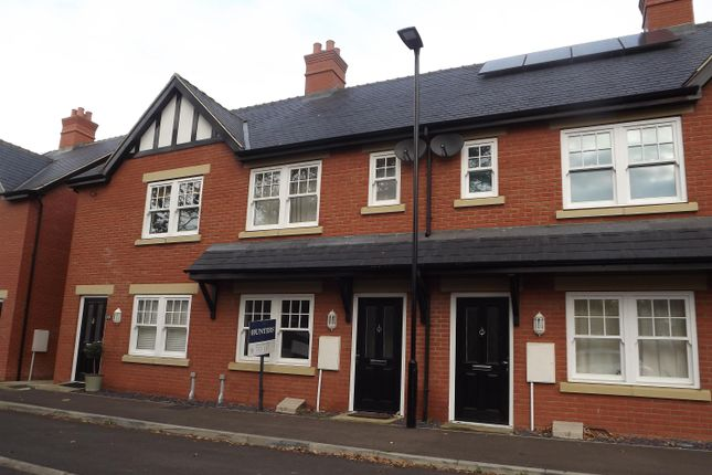 Thumbnail Terraced house to rent in Bennetts Mill Close, Woodhall Spa, Lincolnshire
