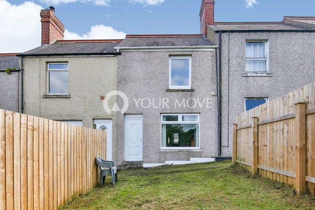 Thumbnail Terraced house for sale in Strothers Terrace, High Spen, Rowlands Gill