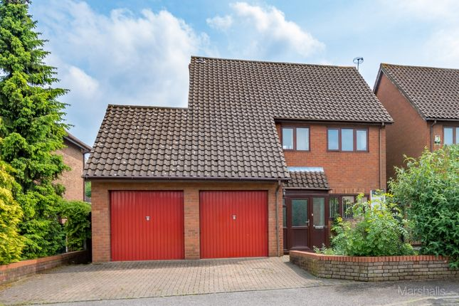 Thumbnail Detached house for sale in Simpson Road, Fenny Stratford