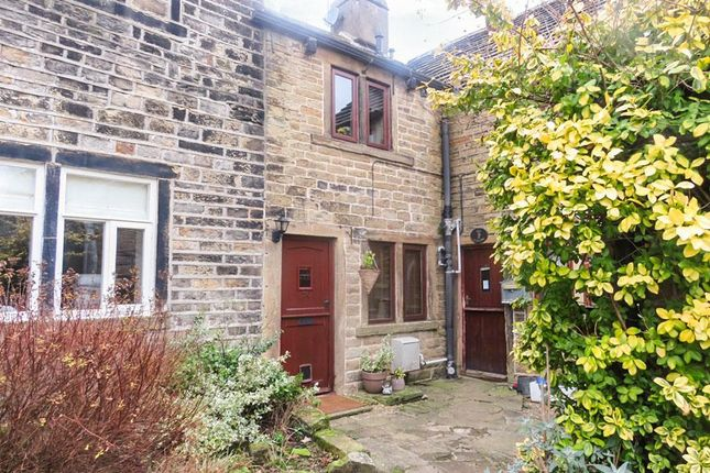 Thumbnail Terraced house for sale in Hall Ing, Honley, Holmfirth