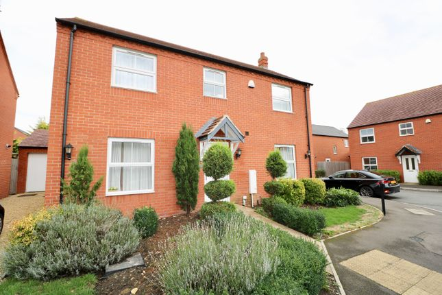 Thumbnail Detached house for sale in Barn Lane, Stratford Upon Avon