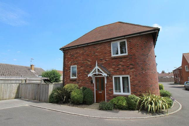 Thumbnail Link-detached house for sale in Roberts Way, Upton, Poole