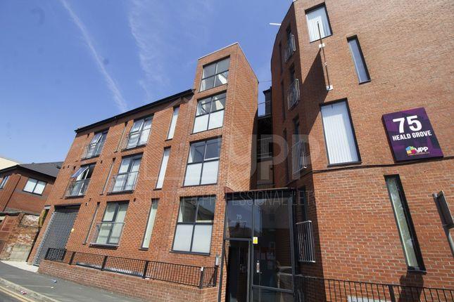 (Main) of Atlas Court, 75 Heald Grove, Manchester M14
