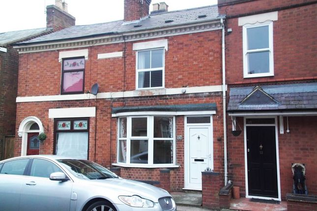 Thumbnail Terraced house to rent in High Street, Astwood Bank, Redditch