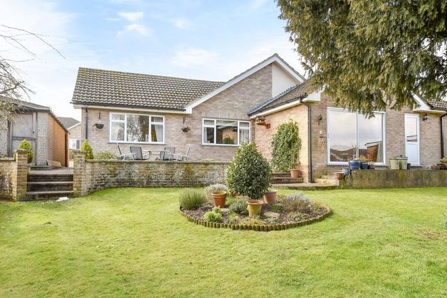 Thumbnail Detached bungalow for sale in Greenlands Road, Kingsclere, Newbury