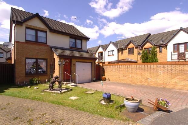Thumbnail Detached house to rent in Verona Gardens, Glasgow
