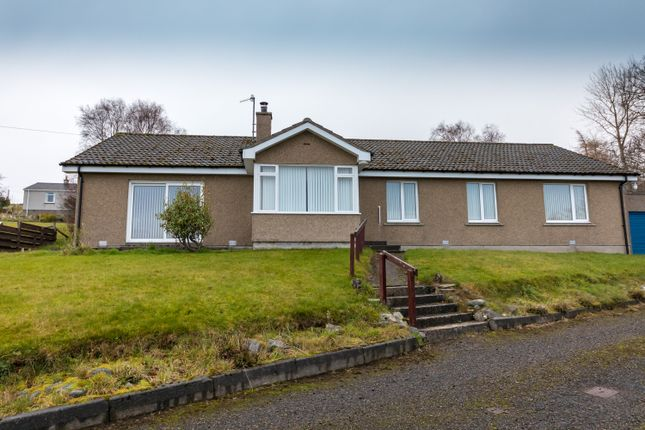 Thumbnail Detached bungalow for sale in Glebelands, Tongue