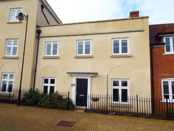 Thumbnail Terraced house for sale in Ellisons Crescent, Waterlooville