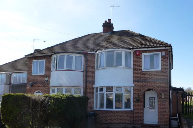 3 bed semi-detached house for sale in Measham Grove, Sheldon, Birmingham