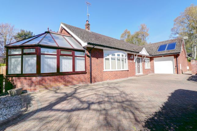 Thumbnail Bungalow for sale in Pineheath Road, High Kelling, Holt