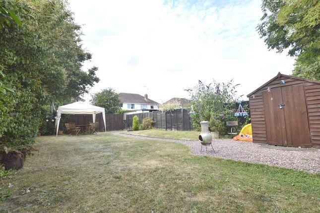 Garden of Orchard Avenue, Cheltenham, Gloucestershire GL51