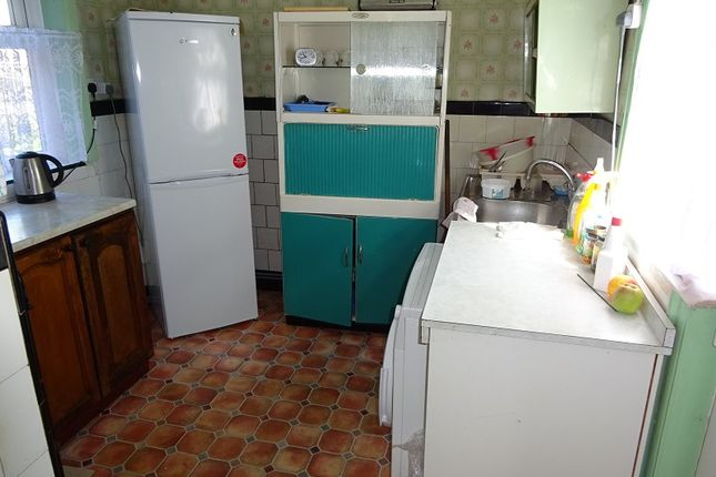 Kitchen of Ruskin Road, Old Trafford, Manchester, Greater Manchester. M16