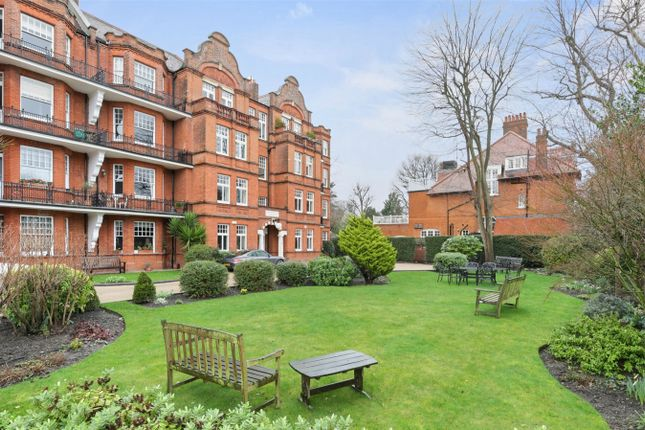 Thumbnail Flat for sale in Bedford Park Mansions, The Orchard, Chiswick