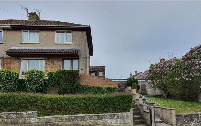 3 bed semi-detached house for sale in Heol Tegfryn, Pyle, Bridgend, Mid Glamorgan CF33