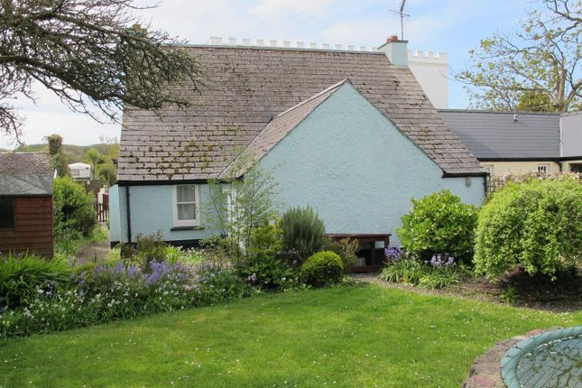 Exterior Rear of Angle Village, Angle, Pembroke SA71