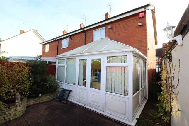 Thumbnail End terrace house for sale in The Maltings, Brewood Road, Coven, Wolverhampton