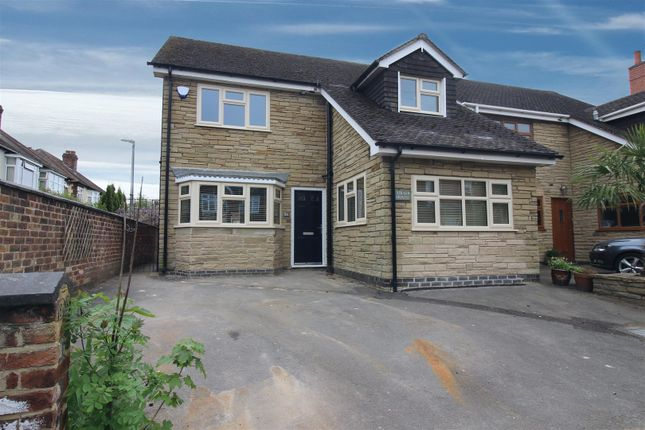Thumbnail Detached house to rent in Ecclesbourne Avenue, Duffield, Belper