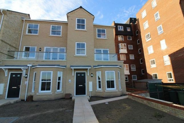 Thumbnail Semi-detached house for sale in Shaftesbury Court, Rectory Road, Lowestoft