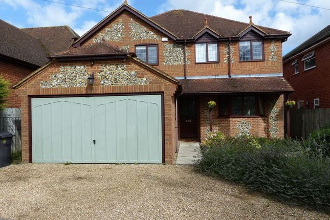 Thumbnail Detached house for sale in Sedgmoor Road, Flackwell Heath, High Wycombe