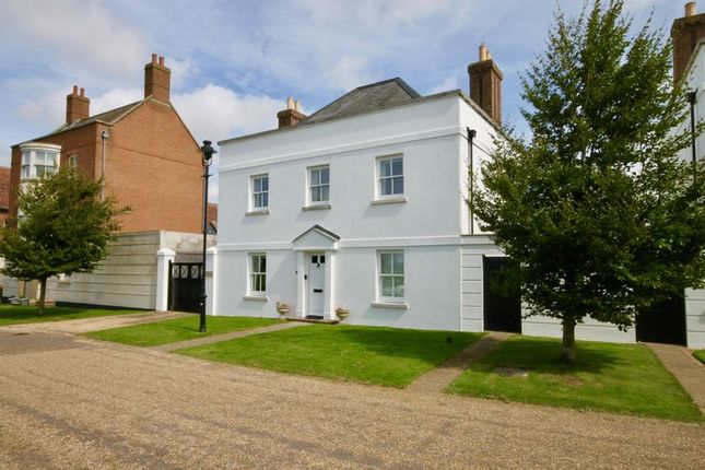 Thumbnail Detached house to rent in Holmead Walk, Poundbury
