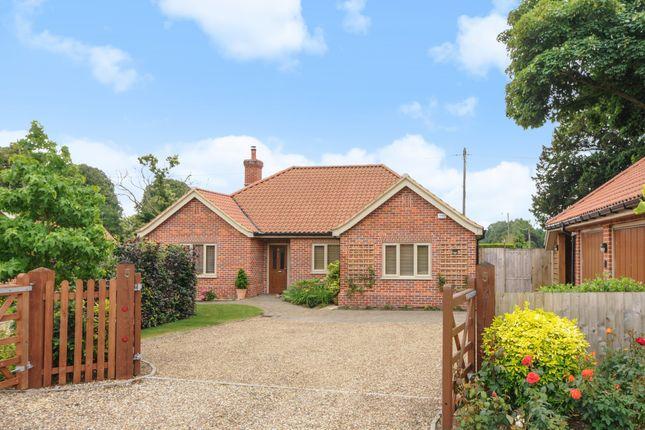 Thumbnail Detached bungalow for sale in Earlsmead Gardens, Mileham, King's Lynn