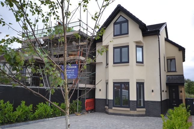 Thumbnail Detached house for sale in Southport Road, Scarisbrick, Southport