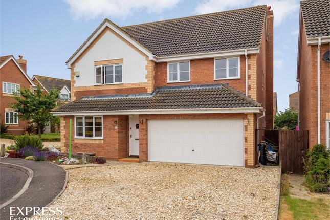 Thumbnail Detached house for sale in Wellington Road, Briston, Melton Constable, Norfolk