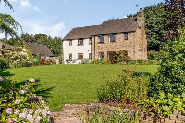 Thumbnail Detached house for sale in 7 Coombe Lea, Chepstow, Monmouthshire